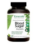 Blood Sugar Health, 60 caps - Emerald Labs