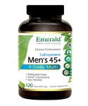High Potency Men's 45+ Multi Vit-A-Min, 4-Daily, 120 caps - Emerald Labs