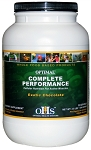 Optimal Complete Performance Chocolate, 30 bulk svgs - Optimal Health Systems