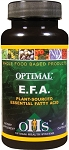 Optimal EFA, 60 capsules - Optimal Health Systems