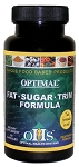 Optimal Fat-Sugar-Trim, 90 caps - Optimal Health Systems