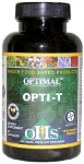 Optimal Opti T, 90 caps - Optimal Health Systems