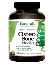 Osteo Bone Health, 90 caps - Emerald Labs