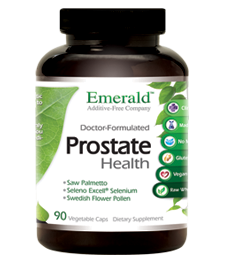 Prostate Health, 90 caps - Emerald Labs