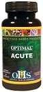 Optimal Acute for pain relief, 90 caps - Optimal Health Systems