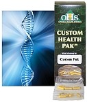 Custom Health Pak, 31 packs - Optimal Health Systems
