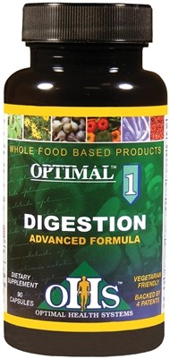 Optimal 1 Digestion Formula, 90 caps - Optimal Health Systems