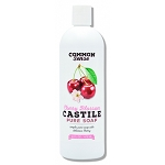 Cherry Blossom Castile, 16oz, Set of 2 - Common Sense Soap