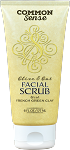 Olive & Oat Facial Scrub, 6oz - Common Sense Soap