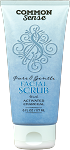 Pure & Gentle Facial Scrub, 6oz - Common Sense Soap