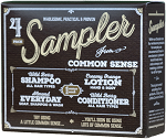 Common Sense Sampler, 1oz. Travel Size - Common Sense Soap