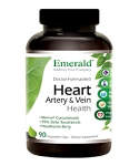 Heart Health, 90 caps - Emerald Labs