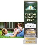 Allergy Pak, 31 daily packs - Optimal Health Systems