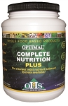 Complete Nutrition Plus Powder, 30 servings - Optimal Health Systems