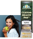 OptiPak for Daily Multi-Vitamin Nutrition, 31 packs - Optimal Health Systems  ~ JANUARY SPECIAL 20% OFF ~