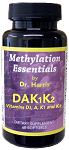 Methylation Essential DAK1K2, 60 capsules - Optimal Health Systems ~ July Special 20% off ~