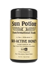 Bio-Active Honey - Raw, Wildcrafted, 7.6oz - Sun Potion