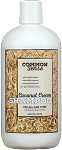 Creamy Coconut Shampoo, 16oz - Common Sense Soap