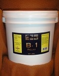 Equine B1 Relax, 20lb - NutraCell Labs
