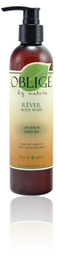 Reveil Body Wash, 8oz - Oblige by Nature