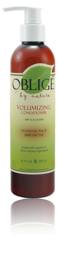 Volumizing Conditioner, 8oz - Oblige by Nature