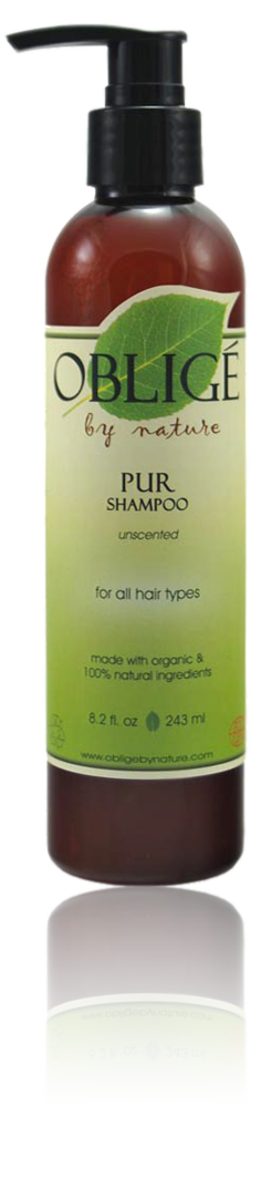 Pur Shampoo, 8oz - Oblige by Nature