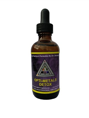 Opti-Metals Detox, 2oz - Optimal Health Systems