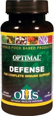 Optimal Defense, 90 caps - Optimal Health Systems