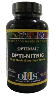Optimal Opti-Nitric, 90 caps - Optimal Health Systems